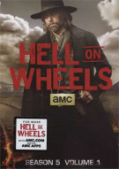 Hell On Wheels: The Complete Fifth Season Volume 1 Movie