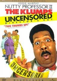 Nutty Professor II: The Klumps - Uncensored Directors Cut Movie