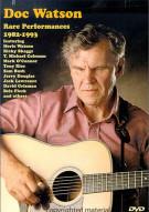 Doc Watson: Rare Performances 1982-1993 Movie