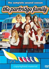 Partridge Family, The: The Complete Second Season Movie