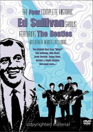 Four Complete Historic Ed Sullivan Shows Featuring The Beatles Movie