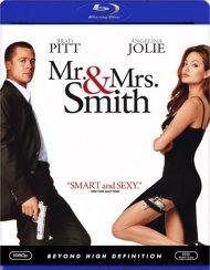 Mr. & Mrs. Smith Blu-ray