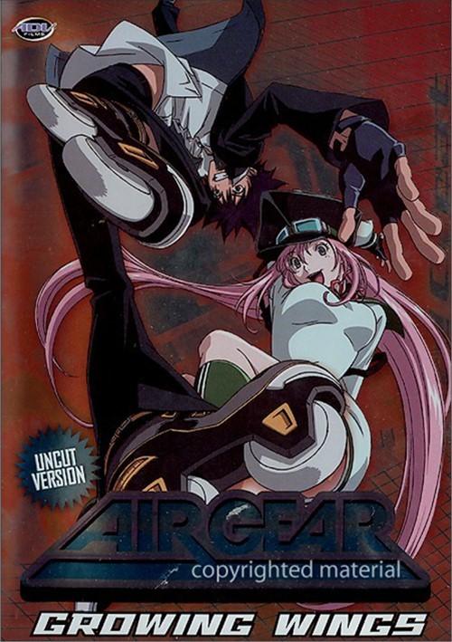 Air Gear: Growing Wings - Volume 2 Movie