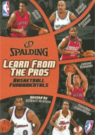 Spalding Basketball Basic: Learn From The Pros Movie