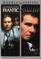 Frantic / Presumed Innocent (Double Feature) Movie