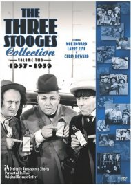 Three Stooges Collection, The: 1937 - 1939 - Volume Two Movie
