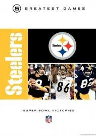 NFL Greatest Games Series: Pittsburgh Steelers Super Bowls Movie