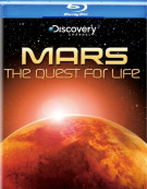 Mars: The Quest For Life Blu-ray