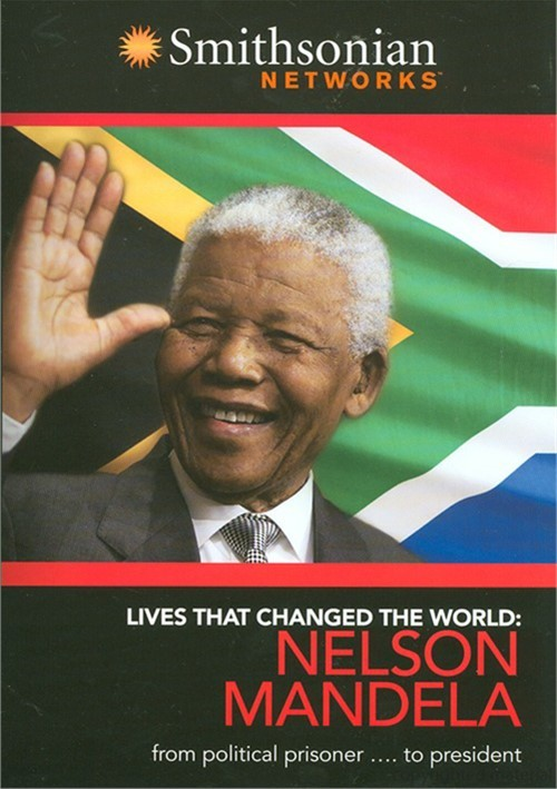 Lives That Changed The World: Nelson Mandela Movie