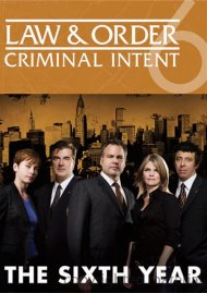 Law & Order: Criminal Intent - The Sixth Year Movie