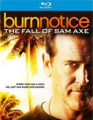 Burn Notice: The Fall Of Sam Axe Blu-ray