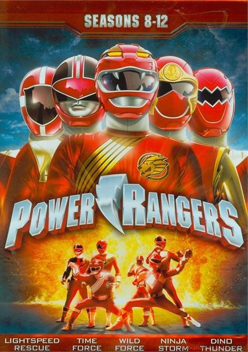 Power Rangers: Seasons 8-12 Movie