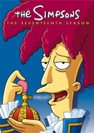 Simpsons, The: The Complete Seventeenth Season Movie