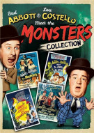 Abbott And Costello Meet The Monsters Collection Movie