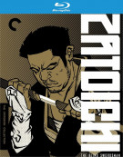 Zatoichi: The Blind Swordsman (Blu-Ray) Blu-ray