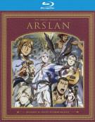 Heroic Legend of Arslan, The: Dust Storm Dance Season Two (Blu-ray + DVD Combo) Blu-ray