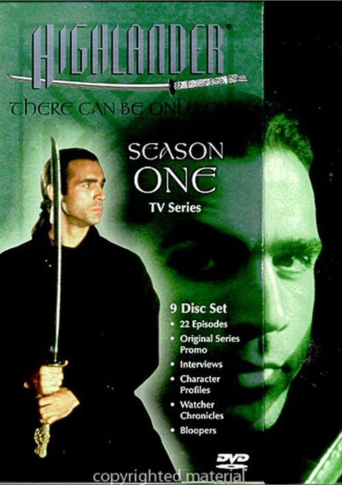 Highlander: Season One Movie