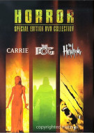 Special Edition Horror 3 Pack Movie