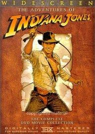 Adventures Of Indiana Jones, The (Widescreen) Movie