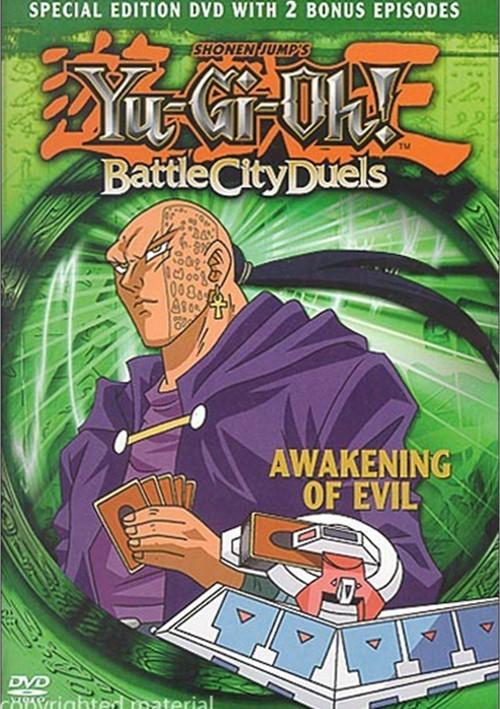 Yu-Gi-Oh!: Battle City Duels - Awakening The Evil Movie