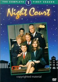 Night Court: The Complete First Season Movie
