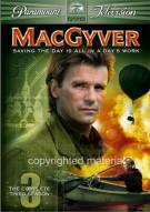 MacGyver: The Complete Third Season Movie