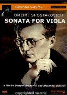 Dmitri Shostakovich: Sonata For Viola Movie
