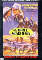 Three Musketeers, The Movie