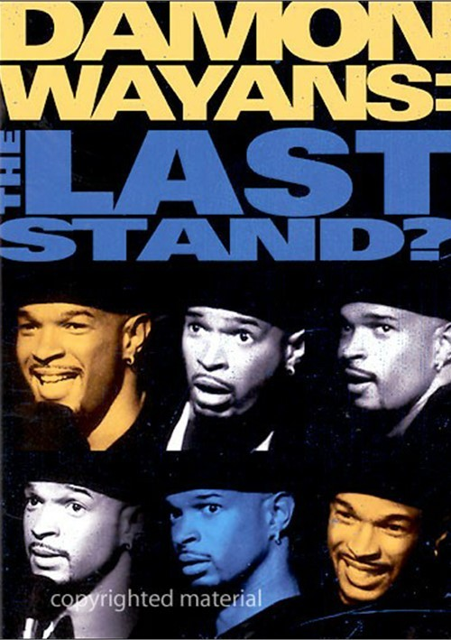 Damon Wayans: The Last Stand? Movie