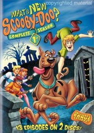 Whats New Scooby-Doo?: Complete First Season Movie