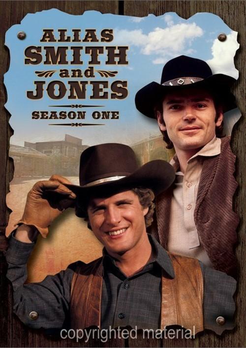 Alias Smith And Jones: Season One Movie