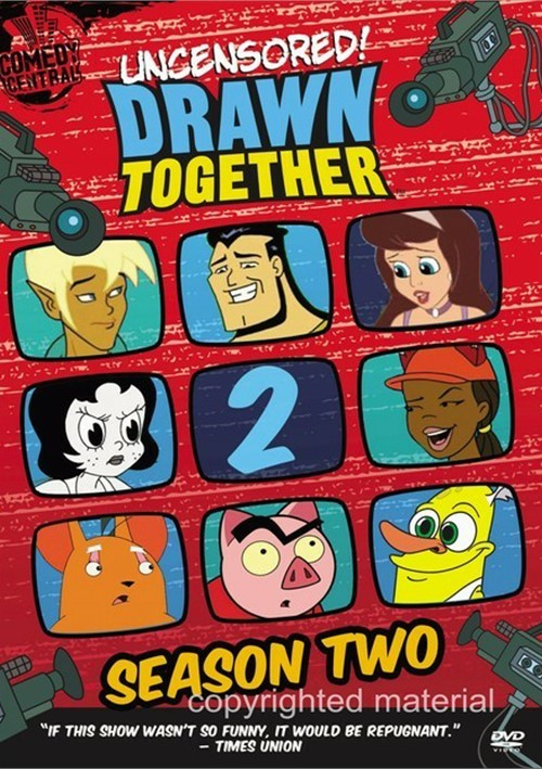 Drawn Together: Season Two (Uncensored) Movie