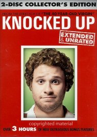 Knocked Up: 2 Disc Unrated Collectors Edition Movie