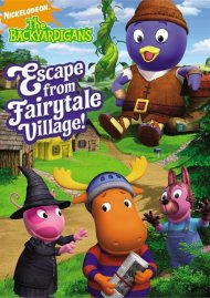 Backyardigans, The: Escape From Fairytale Village Movie