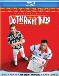 Do The Right Thing: 20th Anniversary Edition Blu-ray