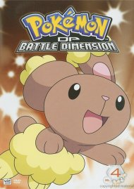Pokemon: Diamond And Pearl Battle Dimension - Volume 4 Movie