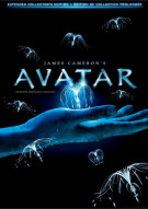 Avatar: Extended Collectors Edition Movie