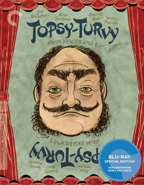 Topsy-Turvy: The Criterion Collection Blu-ray