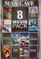 8-Movie Pack: Movies For The Man Cave Movie
