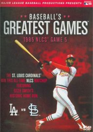 Baseballs Greatest Games: 1985 NLCS Game 5 Movie