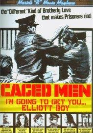 Marias B-Movie Mayhem: Caged Men - Im Going To Get You, Elliot Boy Movie
