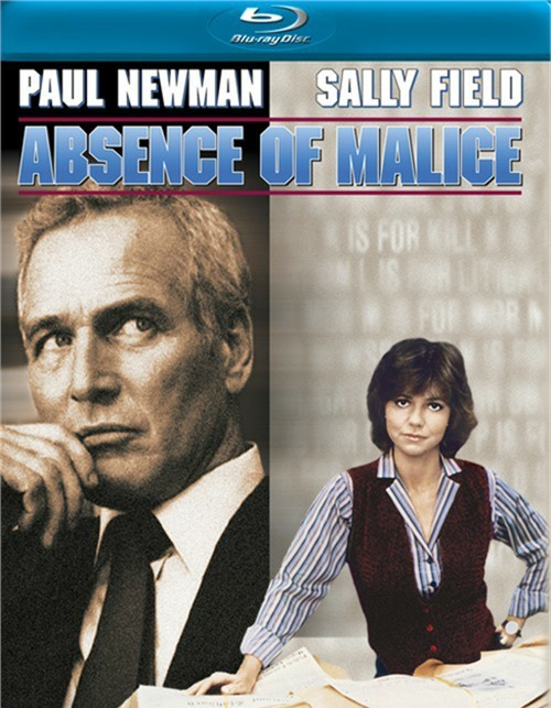 Absence Of Malice Blu-ray