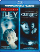 Wes Craven Presents: They / Cursed (Double Feature) Blu-ray
