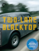 Two-Lane Blacktop: The Criterion Collection Blu-ray
