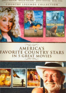 Americas Favorite Country Stars Movie
