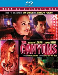 Canyons, The: Unrated Directors Cut Blu-ray
