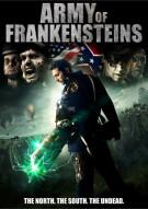 Army Of Frankensteins Movie