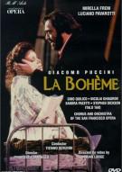 La Boheme: Giacomo Puccini - San Francisco Opera Movie