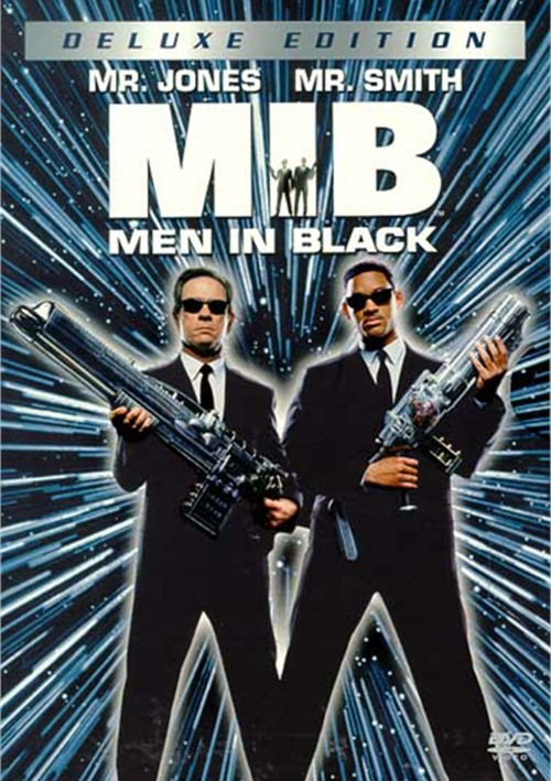 Men In Black: Deluxe Edition Movie