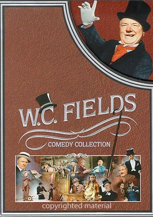 W.C. Fields Comedy Collection: Volume 1 Movie